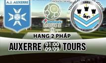 Nhận định Auxerre vs Tours 01h00 ngày 9/9 (Hạng 2 Pháp 2017/18)