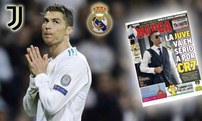 NÓNG: Sếp Juventus xác nhận đã ký hợp đồng với Ronaldo