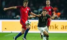 Đức vs Anh, 02h45 ngày 23/03: Vinh danh chiến binh