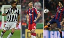 Những Quarterbacks 'đỉnh' nhất thế giới bóng đá