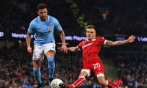 Nhận định Bristol City vs Man City 02h45, 24/01 (Bán kết lượt về - Cúp Liên đoàn Anh)