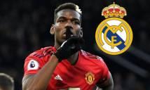 Chốt vụ Pogba gây SỐC: M.U đòi tiền tấn + 2 sao khủng Real Madrid