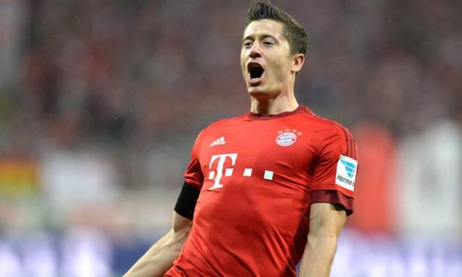 Bayern Munich quyết giữ Lewandowski