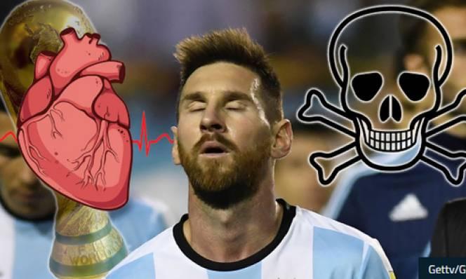 Bộ y tế Argentina cảnh báo về tình trạng đột quỵ trong trận đấu sinh tử