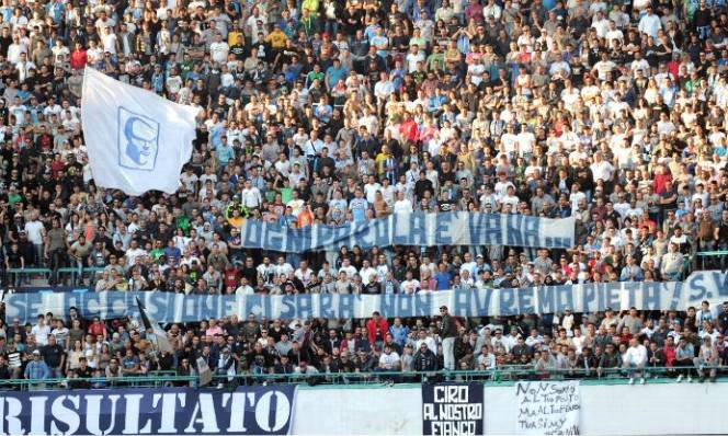 Napoli có quyền tự hào về các CĐV của mình