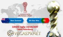 New Zealand vs Bồ Đào Nha, 22h00 ngày 24/6: Mệnh lệnh buộc phải thắng