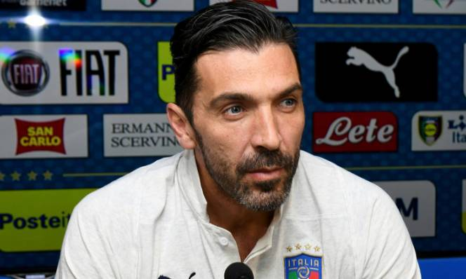 Buffon lo sợ ám ảnh Thụy Điển trở lại với Italia