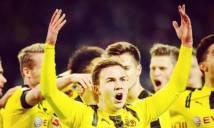 Dortmund mất 'trái tim' trước trận đấu với Real