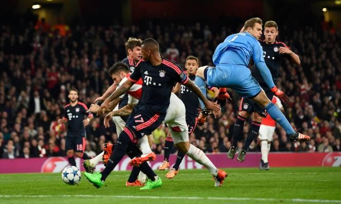 Bayern Munich vs Arsenal, 02h45 ngày 16/02: Vận đen đeo bám
