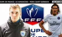 Avranches vs PSG, 02h05 ngày 06/04: Phô diễn sức mạnh