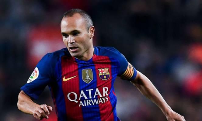 Barca quyết 'chơi đẹp' với công thần Iniesta