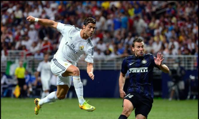 ''Inter Milan thừa tiền mua Cristiano Ronaldo''