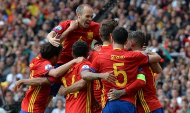 Tây Ban Nha vs Thỗ Nhĩ Kỳ, 02h00 ngày 18/06: Nhà vua thắng nhẹ
