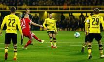 Sau vòng 11 Bundesliga: Hùm xám giương oai; Dortmund khủng hoảng