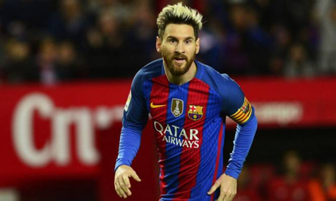 Barca trói xong Neymar & Suarez, giờ đến lượt Messi