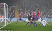 Xé lưới Crystal Palace, Diego Costa lập cột mốc đáng nhớ
