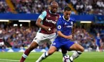 Nhận định West Ham vs Chelsea 19h30, 09/12 (Vòng 16 - Ngoại hạng Anh)