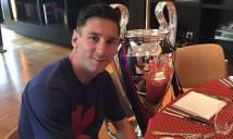 Messi bí mật đến Italia khám bệnh
