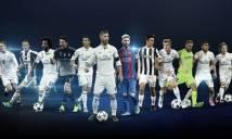 Real thống trị đề cử danh hiệu cá nhân Champions League
