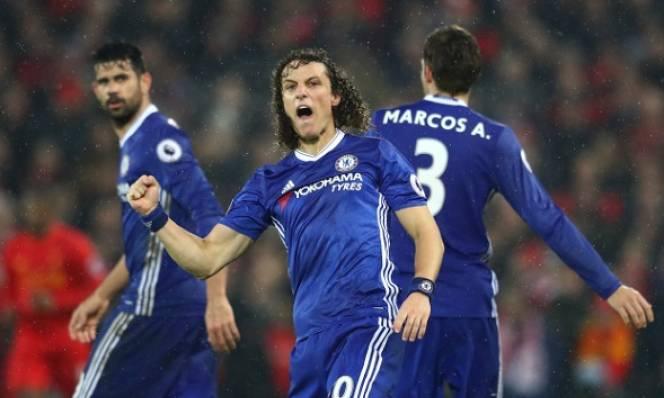 David Luiz chia sẻ về bàn thắng tinh quái vào lưới Liverpool đêm qua