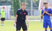 Cầu thủ U19 Việt Nam 'choáng' khi tập thể lực lúc 6 giờ sáng