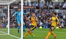 Arsenal đánh bại Burnley bởi bàn thắng gây tranh cãi phút bù giờ