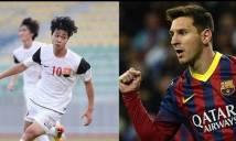 Messi Việt có cơ hội đối đầu với 'Messi xịn'  trong hè 2017