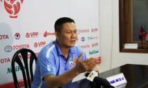 HLV HAGL nói gì sau trận thua tức tưởi trước Thanh Hóa