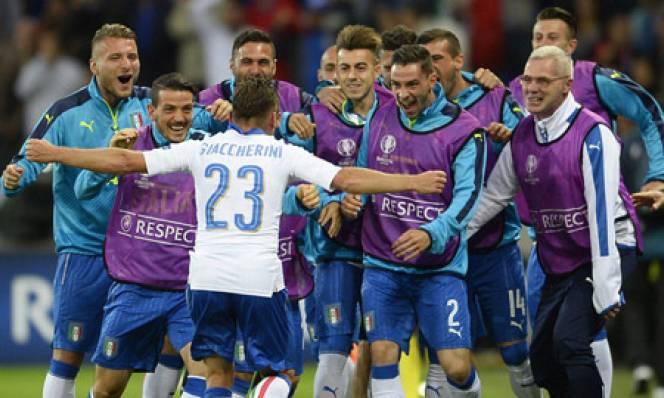 Thầy trò Conte chia sẻ gì sau khi đánh bại Bỉ?