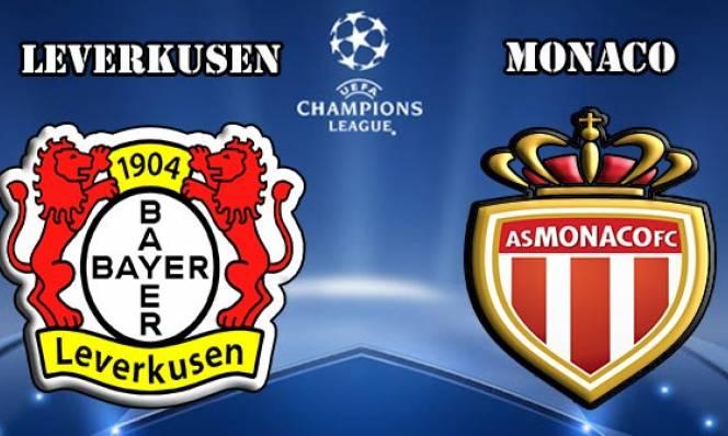 Bayer Leverkusen vs Monaco, 2h45 ngày 08/12: Nhiệm vụ khó khăn