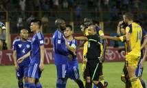Trọng tài Phùng Đình Dũng bị 'treo còi' đến hết mùa giải V-League 2016