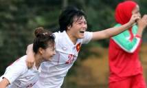 U19 nữ Việt Nam rơi vào bảng khó tại VCK U19 nữ châu Á