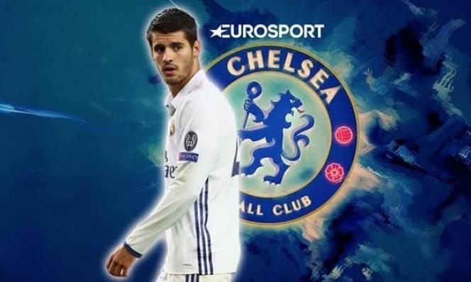Alvaro Morata đã ở rất gần Chelsea vì...