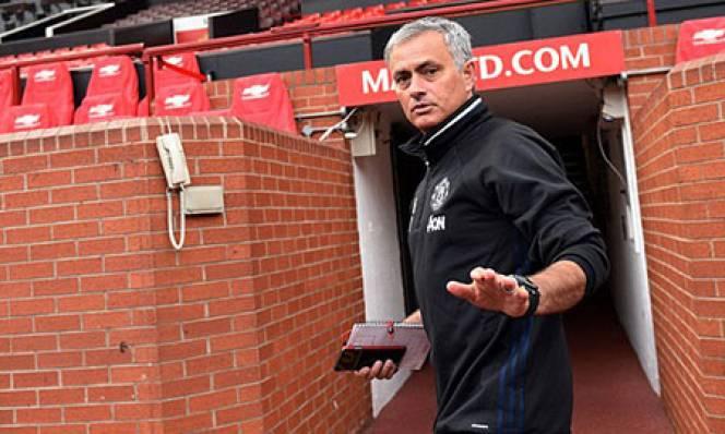 Những bài toán của Mourinho tại Man Utd