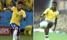 Ở tuổi 25, Neymar sẽ vượt qua Pele?