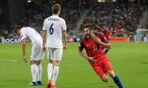Adam Lallana tỏa sáng, Anh nhọc nhằn vượt Slovakia