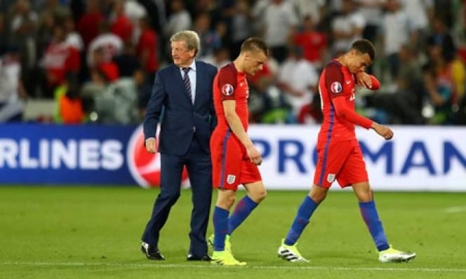 Roy Hodgson thất vọng về hàng công ĐT Anh