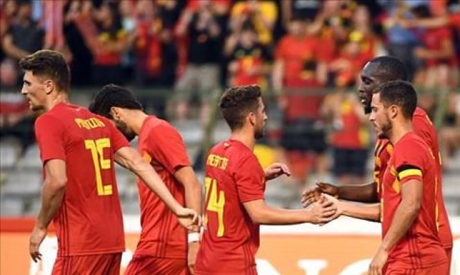 Kết quả Bỉ 3-0 Ai Cập: Hạ sát Pharaohs