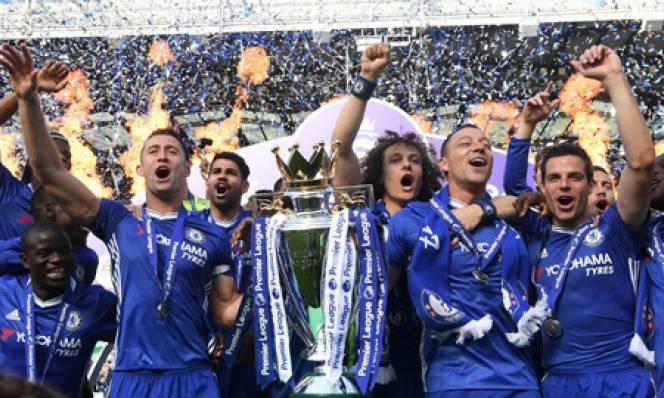 Choáng với số tiền thưởng Chelsea nhận được sau khi vô địch NHA
