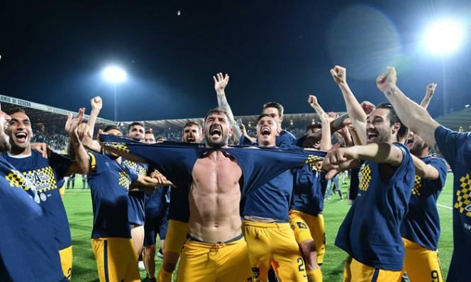Tân binh tiếp theo của Serie A chính thức lộ diện