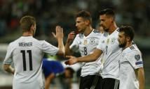 Vùi dập thê thảm tí hon San Marino, Đức gần như chắc suất đầu bảng C