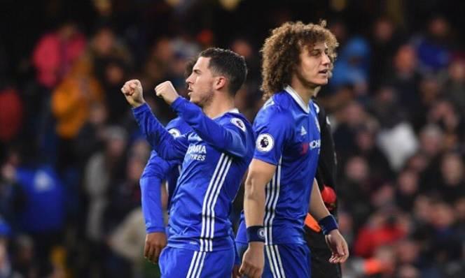 Đội hình dự kiến của Chelsea trước trận gặp Stoke