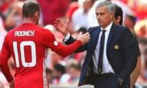 Jose Mourinho bị chê không biết dùng Rooney