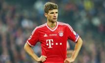 Chìm nghỉm tại Bayern, Thomas Mueller đối mặt tương lai bất định