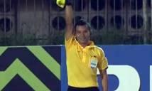 Trợ lý trọng tài từ chối bàn thắng của Việt Nam là người Thái Lan