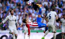 Điểm tin sáng 10/04: Ramos 'câu' Griezmann đến Real; Lý do De Gea mất tích trận gặp Sunderland