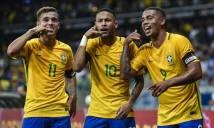 Ronaldo chỉ đích danh 5 đối trọng của Brazil tại World Cup 2018