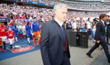 HLV Mourinho của Man Utd ngày càng lẩm cẩm