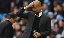 Điểm tin sáng 26/10: Nhạc trưởng Man City bỏ lỡ trận Derby
