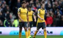 Tiếp tục lún sâu, sao Arsenal lên tiếng xin lỗi NHM